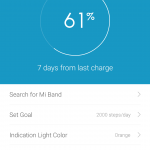 14 1 150x150 دستبند سلامتی شیائومی Xiaomi Mi Band