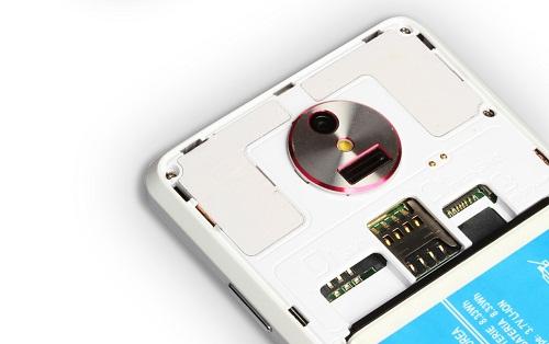 104 P3000S ، گوشی نسل چهارم با سنسور اثر انگشت