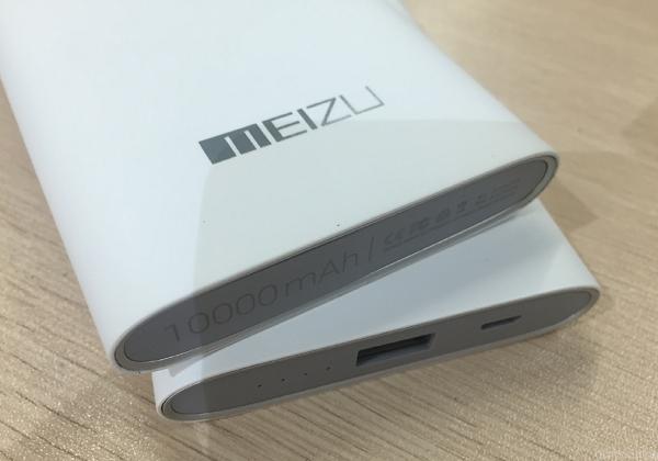 meizu power bank پاور بانک میزو با ظرفیت 1000 میلی آمپر