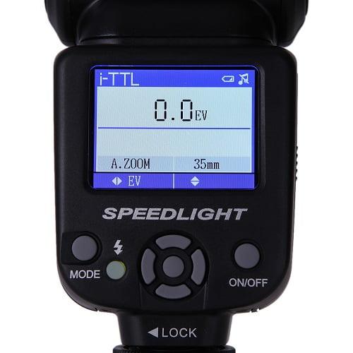 how to use nikon speedlight