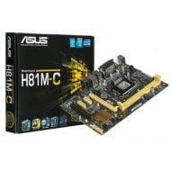 asus h81m c lga 1150 intel h81 micro atx intel motherboard 191x191 فروشگاه اینترنتی بارثاشاپ
