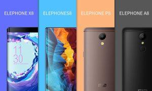 Elephone Series names 300x180 سری های 8 شرکت Elephone در راه است