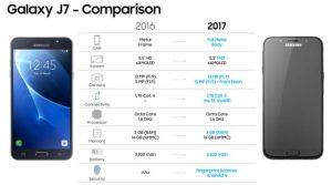 Samsung Galaxy J7 2017 2 300x167 تصاویری از Galaxy J7 2017 رؤیت شد