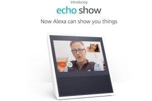 echo show 300x200 بلندگو آمازون با نام اکو شو رونمایی شد