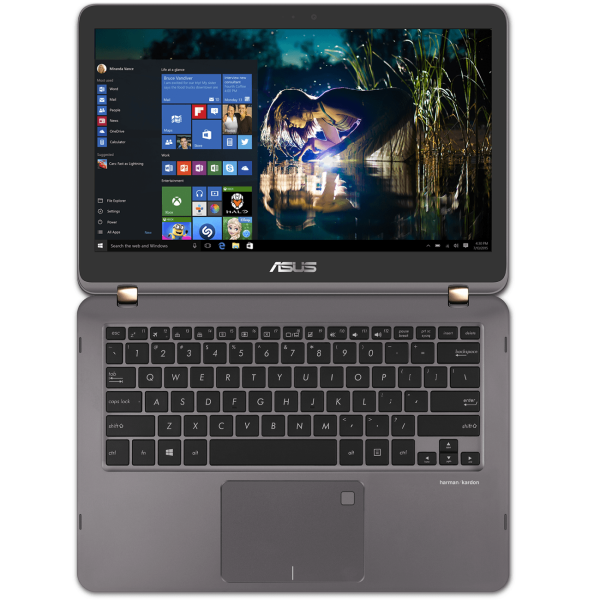 لپ تاپ ايسوس Zenbook Flip UX360CA