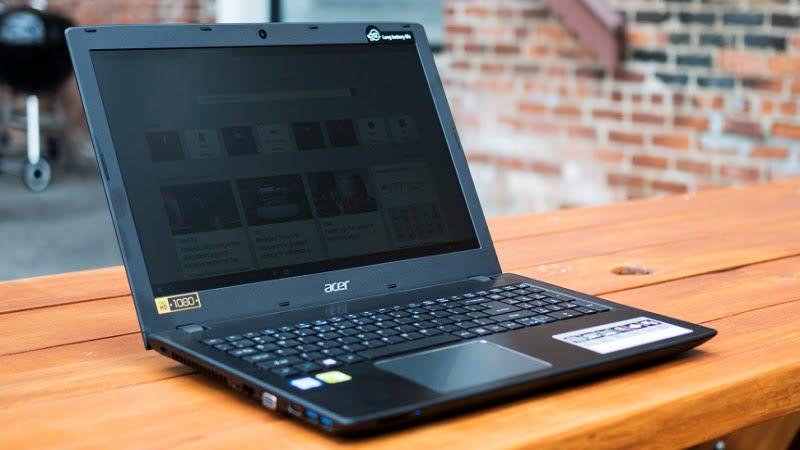 acer aspire e15 hero one ارزان ترین لپ تاپ Core i5 با قدرت پردازشی مناسب