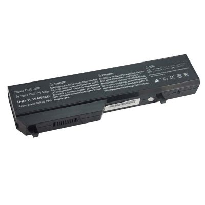 باتری لپ تاپ 6 سلولی مناسب برای لپ تاپ دل Vostro 1310 |