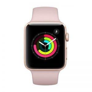 اپل واچ سری 3 Gold