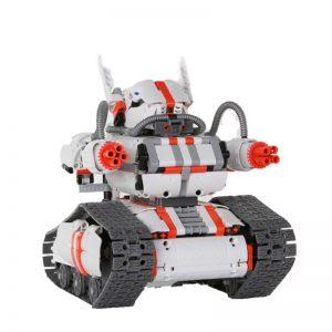 ربات اسباب بازی هوشمند شیائومی مدل تانک Xiaomi MITU Block Robot Tank Version 2017