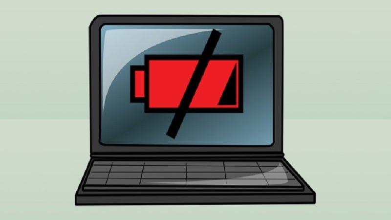 عمر مفید باتری لپ تاپ چقدر است؟