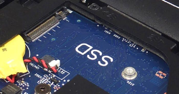 SSD 1 راهنمای خرید لپ تاپ گیمینگ برای اجرای انواع بازی ها