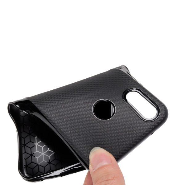 بک کاور کربنی گوشی مناسب هوآوی Nova 3e