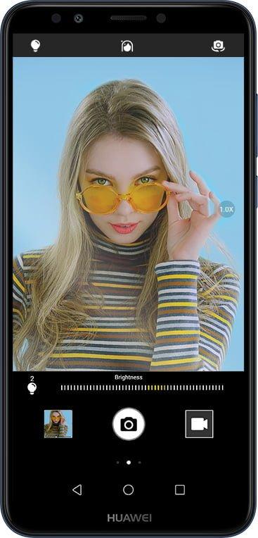 pic s3 camera phone original بررسی اجمالی گوشی هواوی Y7 Prime 2018