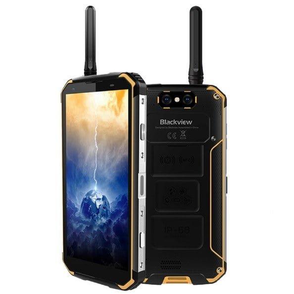 گوشی موبایل و واکی تاکی هوشمند blackview bv9500 pro