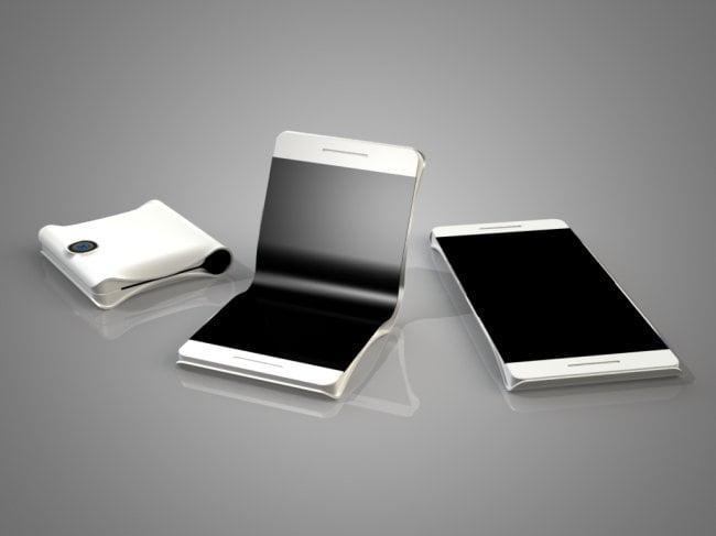 samsung foldable phone وبلاگ دو ستون