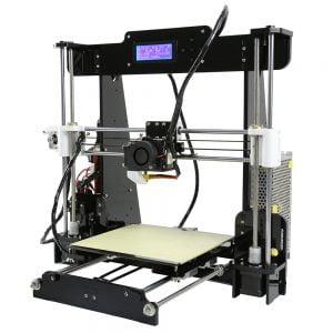 پرینتر سه بعدی پرینتر سه بعدی Anet A8