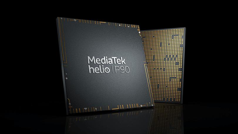 مشخصات پردازنده مدیاتک Helio P90