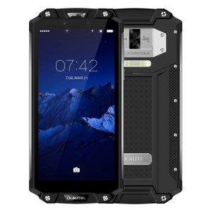 گوشی موبایل ضد ضربه و ضد آب و عکس های اوکیتل wp2 oukitel