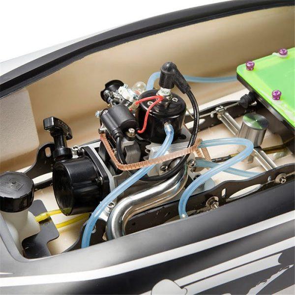 عکس و مشخصات و قیمت قایق کنترلی بنزینی
