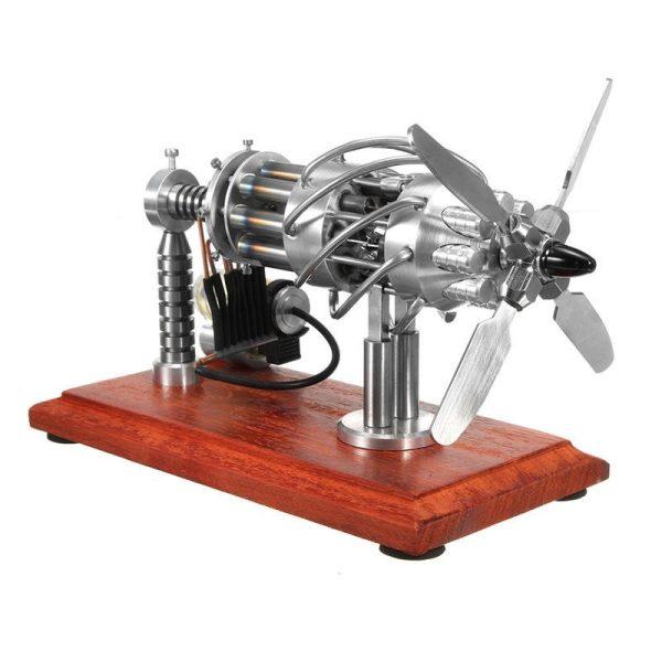 موتور 16 سیلندر آموزشی استرلینگ