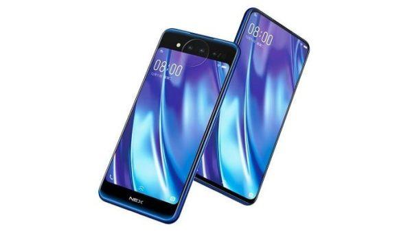گوشی vivo nex dual display