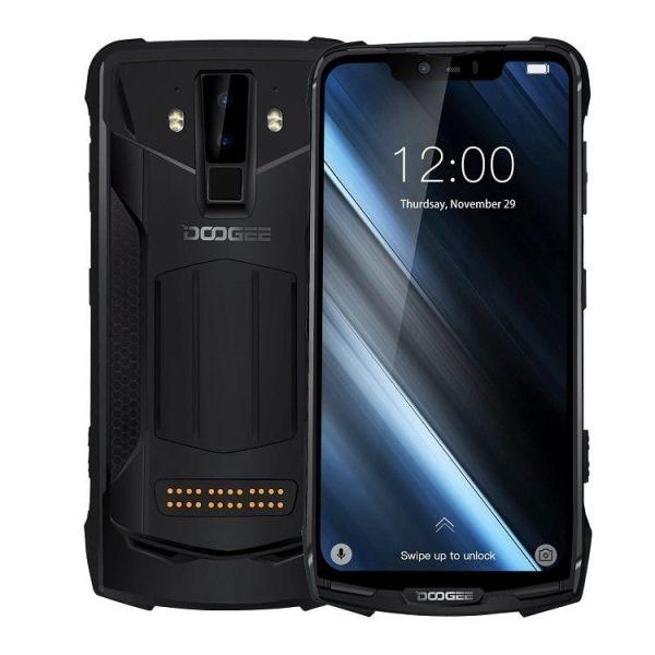 گوشی ضد آب و ضد ضربه Doogee S90C
