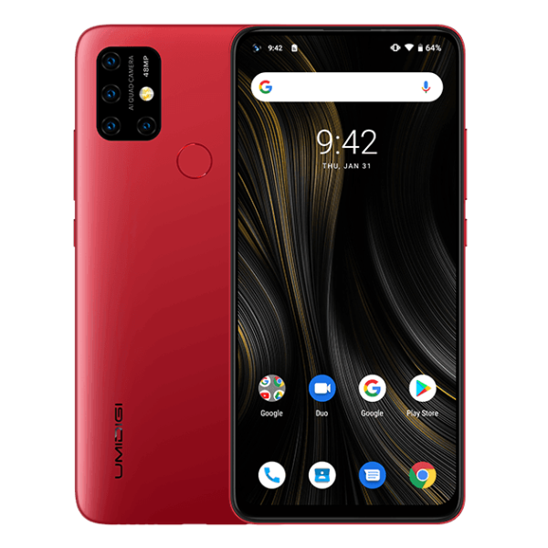 گوشی UMIDIGI Power 3