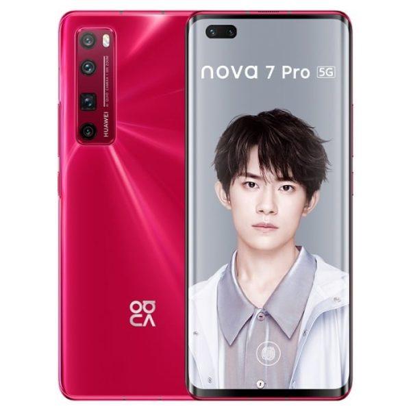 گوشی موبایل هواوی Nova 7 Pro 5G