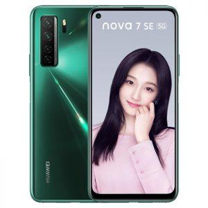 گوشی موبایل هواوی Nova 7 SE 5G