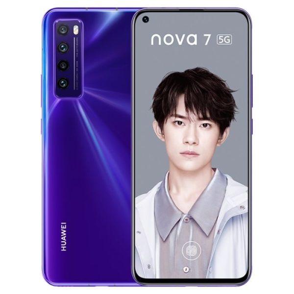 گوشی موبایل هواوی Nova 7 5G