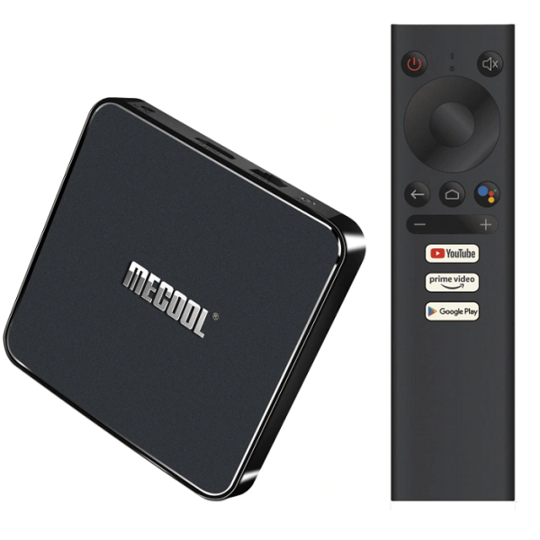 تی وی باکس اندروید Mecool KM1 Deluxe