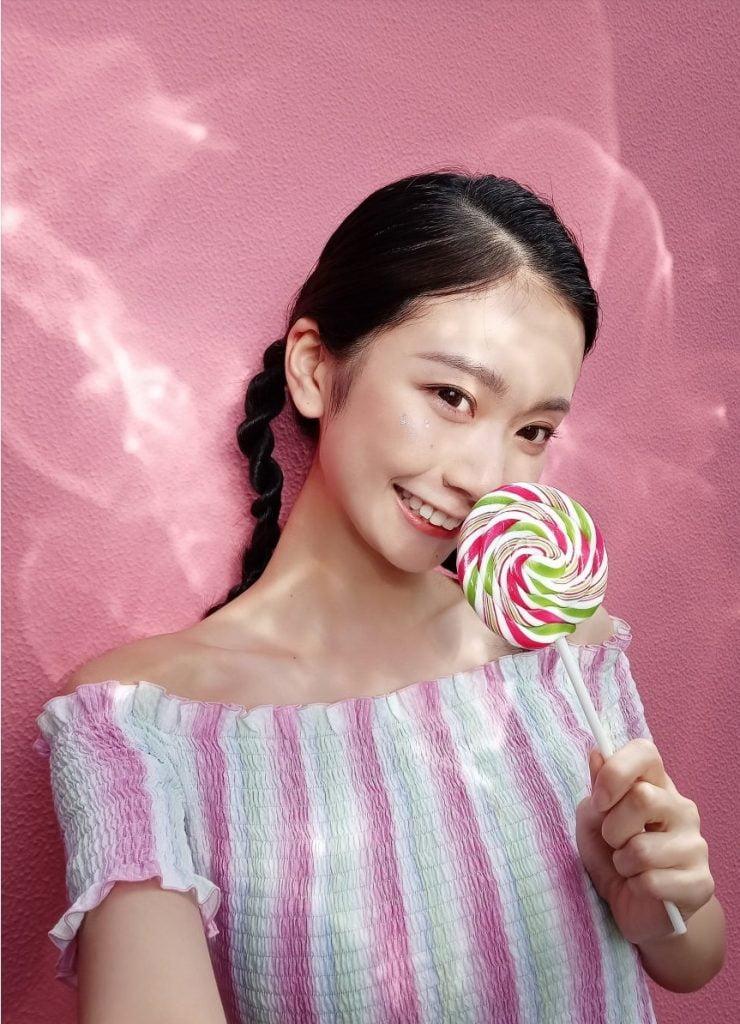 نمونه تصویر سلفی گوشی شیائومی Redmi 10X 4G