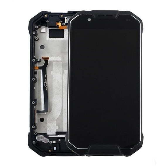 تاچ و ال سی دی گوشی AGM X2