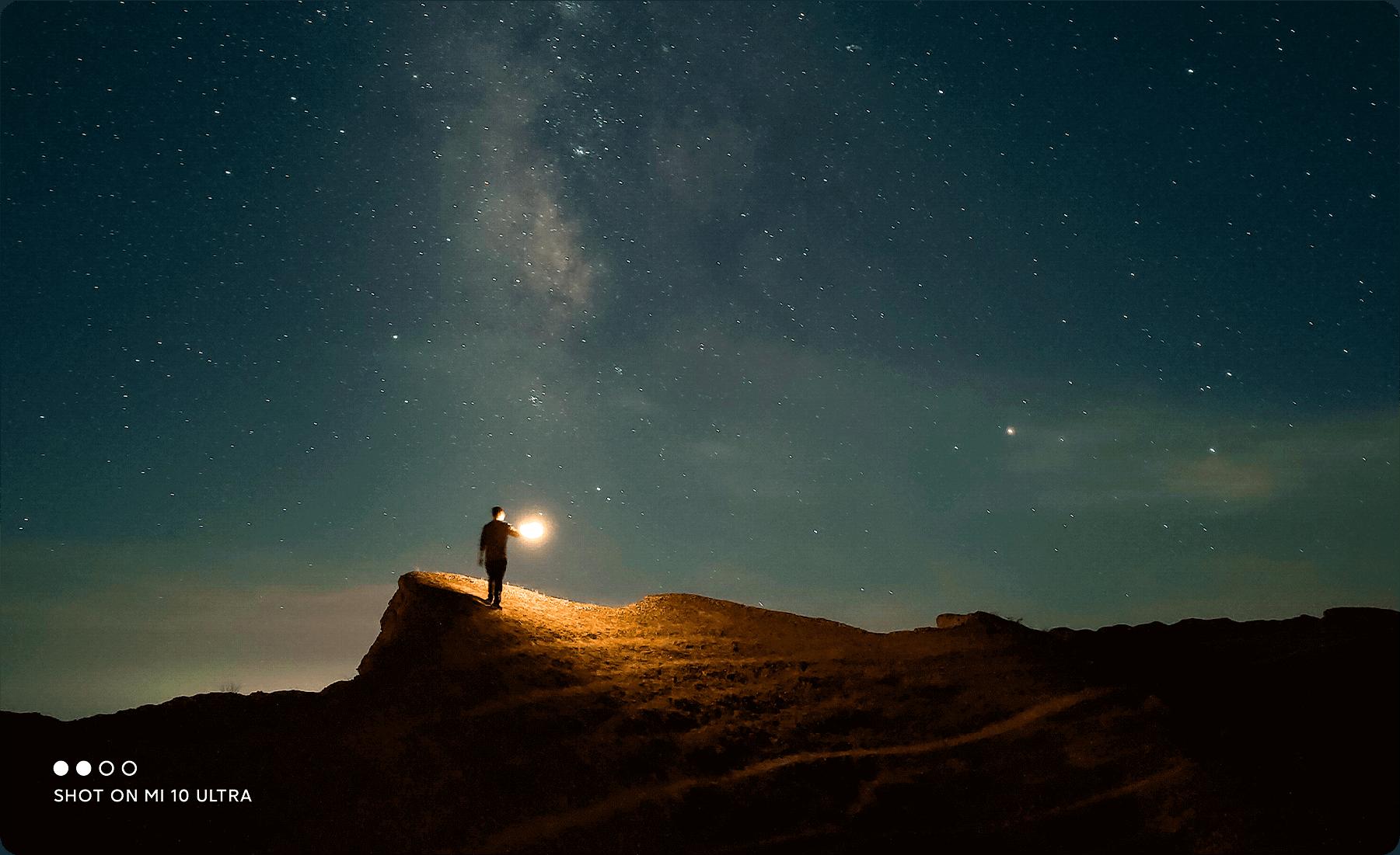 بررسی دوربین گوشی شیائومی Mi 10 Ultra در شب