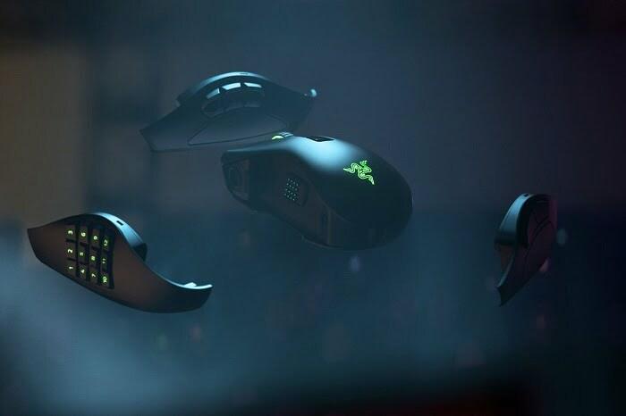 موس بی سیم گیمینگ Razer Naga Pro