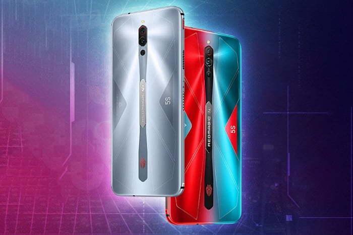 گوشی گیمینگ ZTE Nubia Red Magic 5S