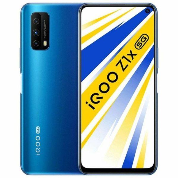 گوشی موبایل Vivo IQOO Z1x