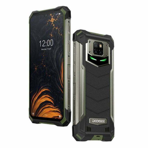گوشی ضد آب و ضد ضربه Doogee S88 Plus